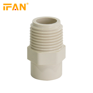 Male Coupling CPVC ASTM 2846 CPVC Pipes and Fittings