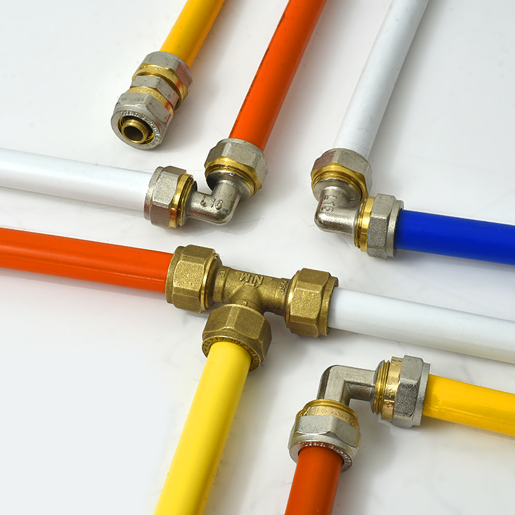 PEX Pipes and Fittings for Underfloor Heating