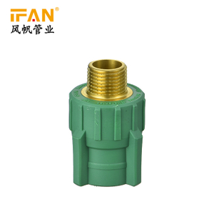 PPR Male Coupling IFANPlus PN25 PPR Pipes and Fitting DN20 DN25 DN32 PPR Coupling Socket