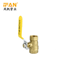 BRASS VALVE FOR GAS