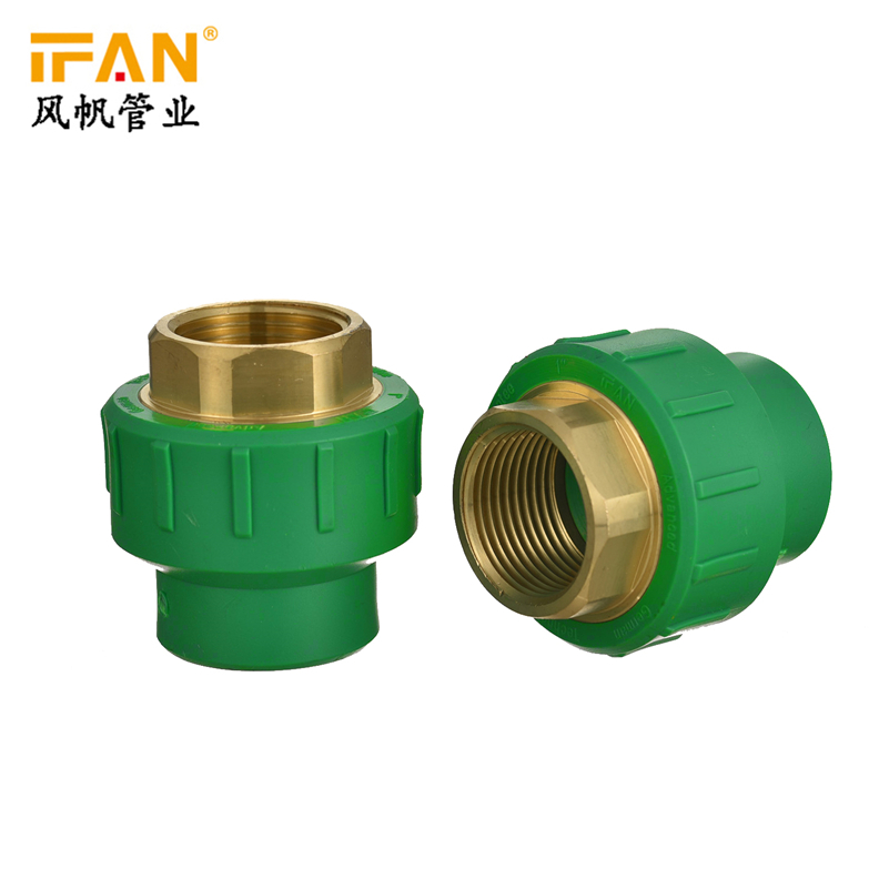 IFANPlus Female Socket PPR 32mm 40mm 50mm 63mm Coupling Large Diameter PPR Pipes and fittings