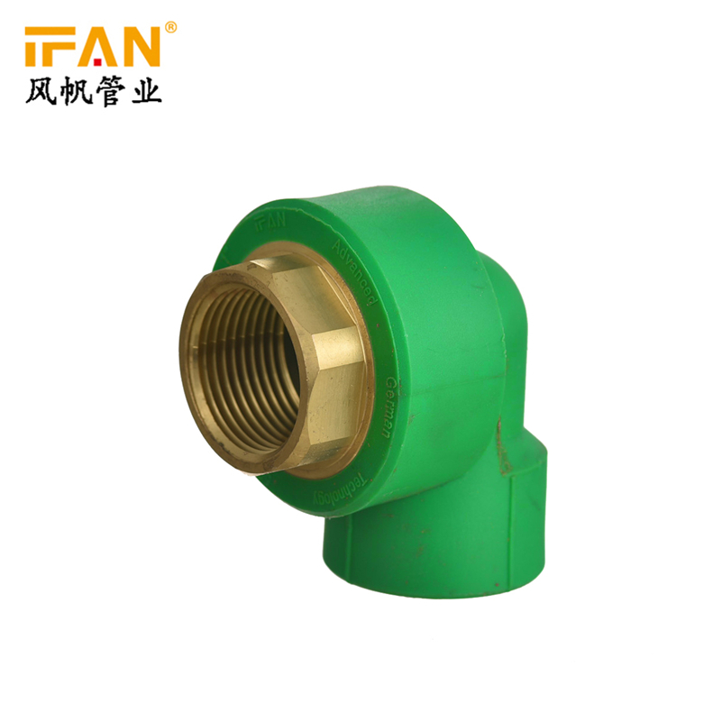 IFANPlus Female Elbow Large Diameter 32mm 40mm 90 Degree PPR Elbow
