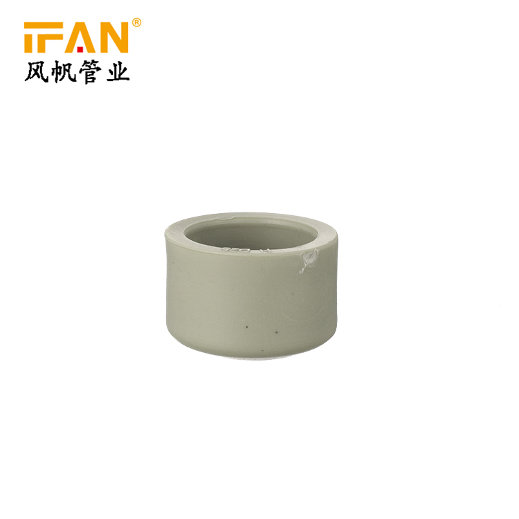 Grey Color End Cap 20mm-110mm