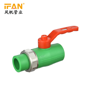 PPR Single Union Ball Valve